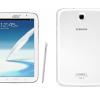 Samsung Galaxy Note 8.0 erscheint im Handel