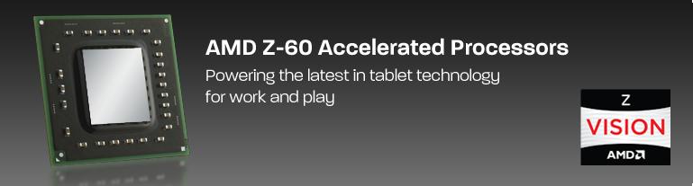 AMD Z-Serie neue Prozessoren