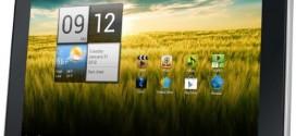 Acer Iconia Tab A210 Upgrade auf Jellybean