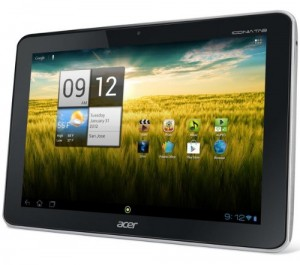 Acer Iconia Tab A210 Upgrade auf Jellybean