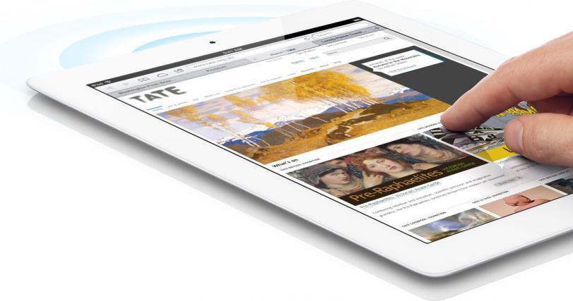Apple iPad vierte Generation