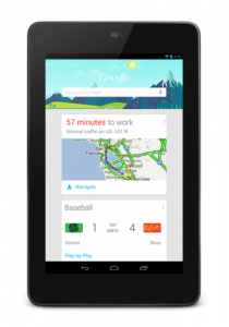 Google Nexus 7 neu 1