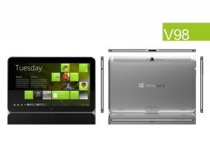 V98 Tablet von ZTE angekündigt