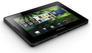 blackberry playbook oben