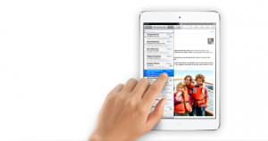 Apple iPad Mini Bedienung