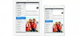 iPad Mini im Vergleich mit iPad 4