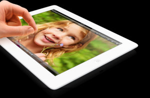 iPad vierte Generation