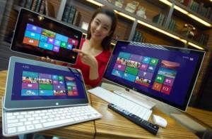 Das neue LG H160 Slider Tablet