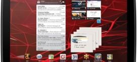 Motorola Xoom 2 bekommt Update