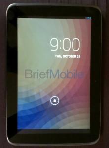 Samsung Google Nexus 10 Tablet 1