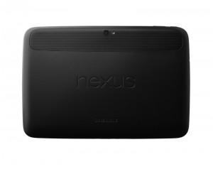 Nexus 10 Tablet Rückseite