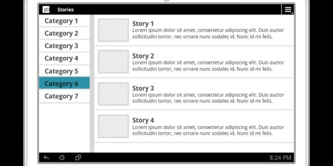 gute tablet apps