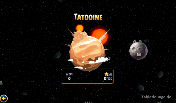 Angry Birds Star Wars Tatooine