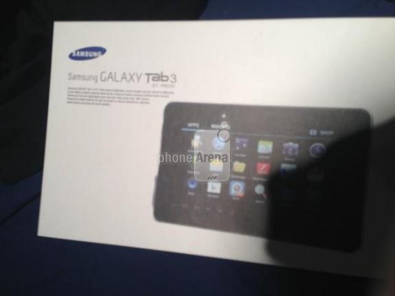 Galaxy Tab 3 Tablet mit 10 Zoll