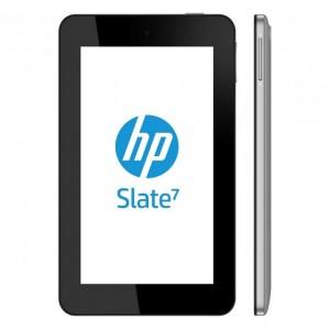 HP Slate 7 Vorderseite