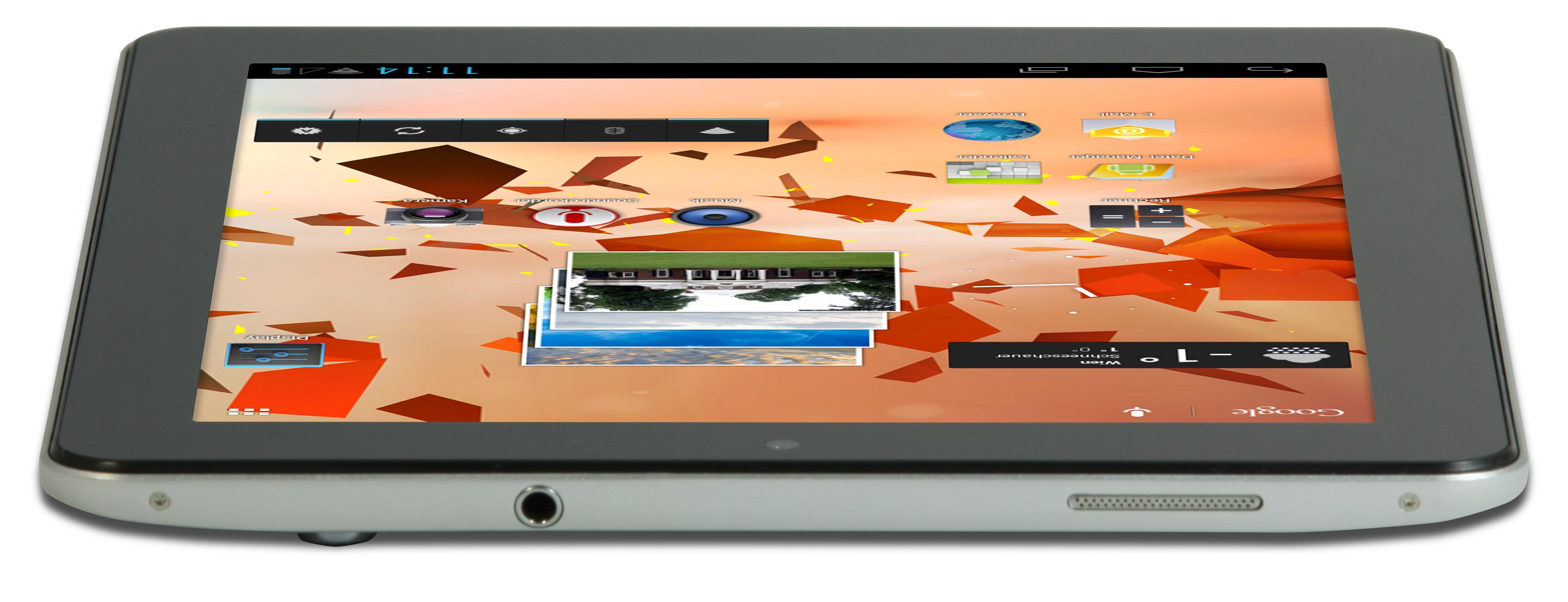 CMX Clanga Tablet breit
