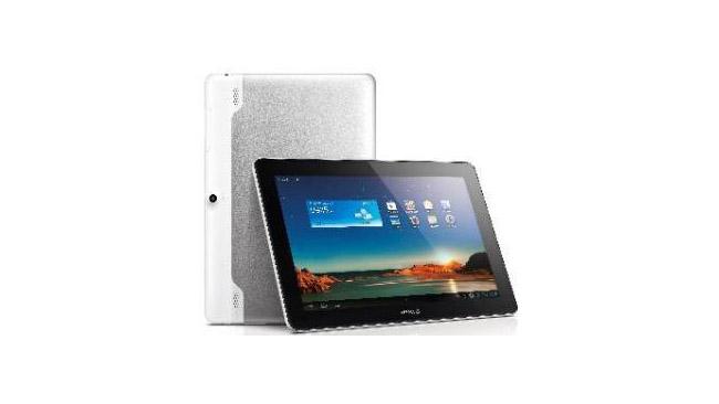 Huawei MediaPad 10 Link Vorder- und Rückseite