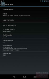 nexus 7 update android 4.2.2 androidpolice