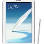 Samsung Galaxy Note 8.0 Vorderseite