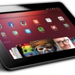 Intermatrix U7 Tablet schräg von vorne