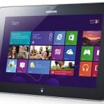 Samsung Ativ Tablet mit Windows RT